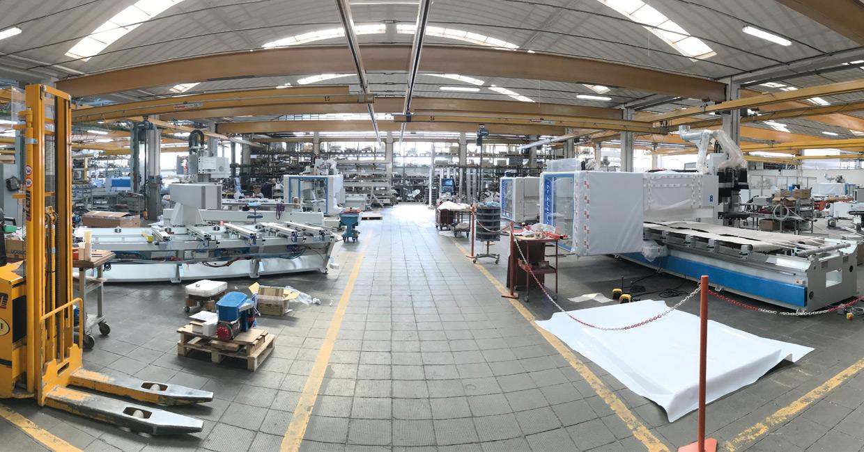 Holz Factory masterwood at holz handwerk exhibition furniture production magazine