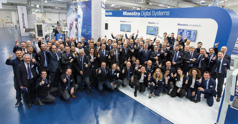 SCM's recent Digital Days event in Rimini