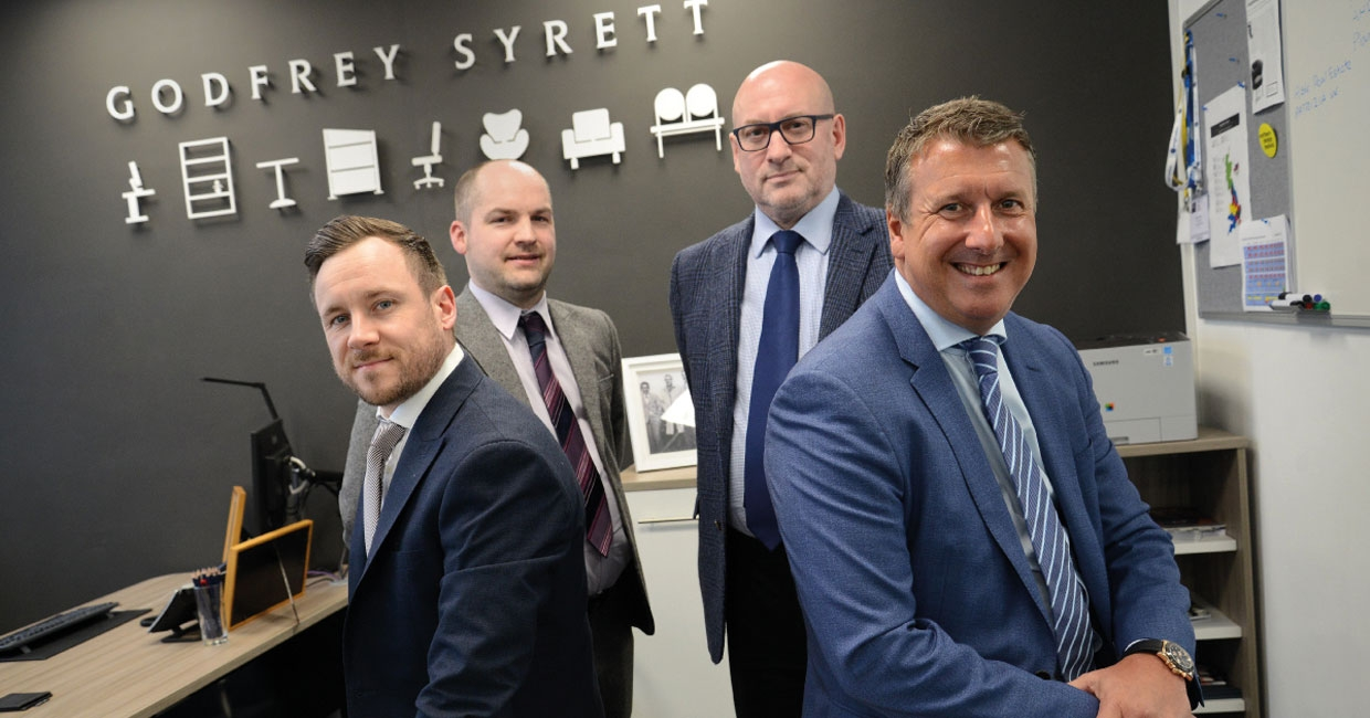 Godfrey Syrett has outsourced its IT support and services to Technology Services Group as part of its initiative to focus on long-term, sustainable growth