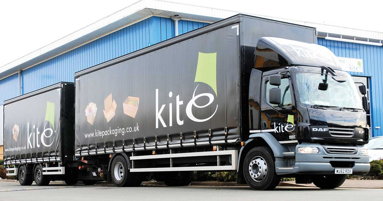 Kite Packaging has seen an impressive growth rate throughout its history