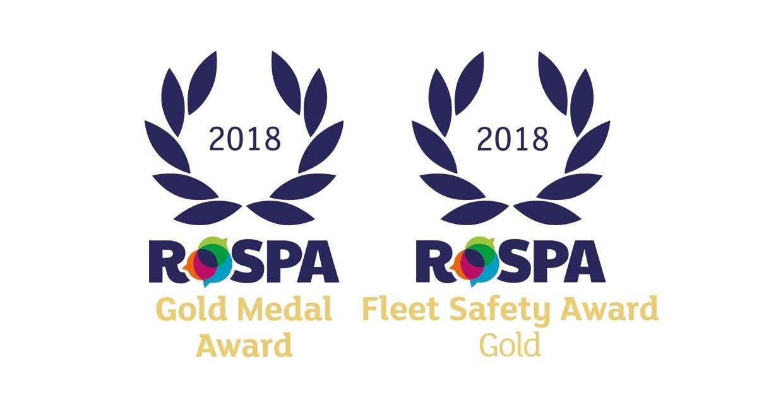 Bureau Veritas wins gold at RoSPA Awards