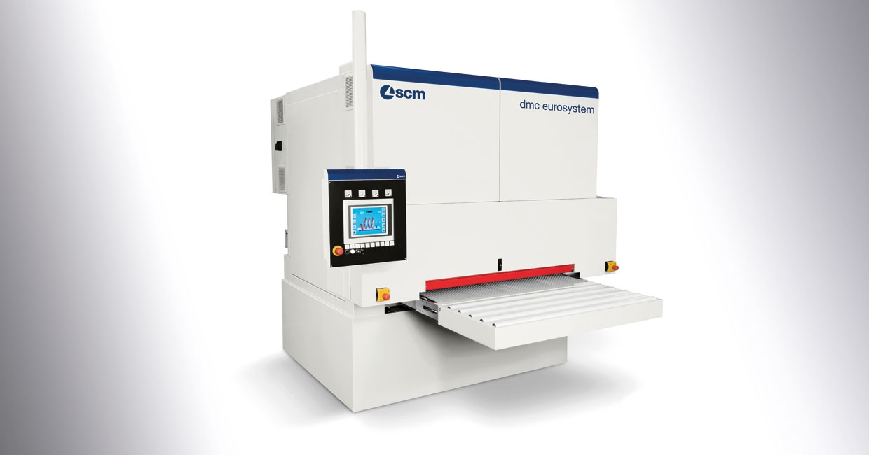 SCM upgrades DMC Eurosystem