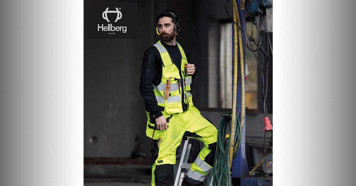 Hultafors Group acquires Hellberg Safety, Scandinavia's leading PPE innovator