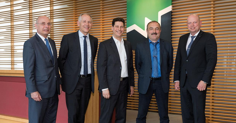 Weinig has established a new business unit – Automation & Digital Business.