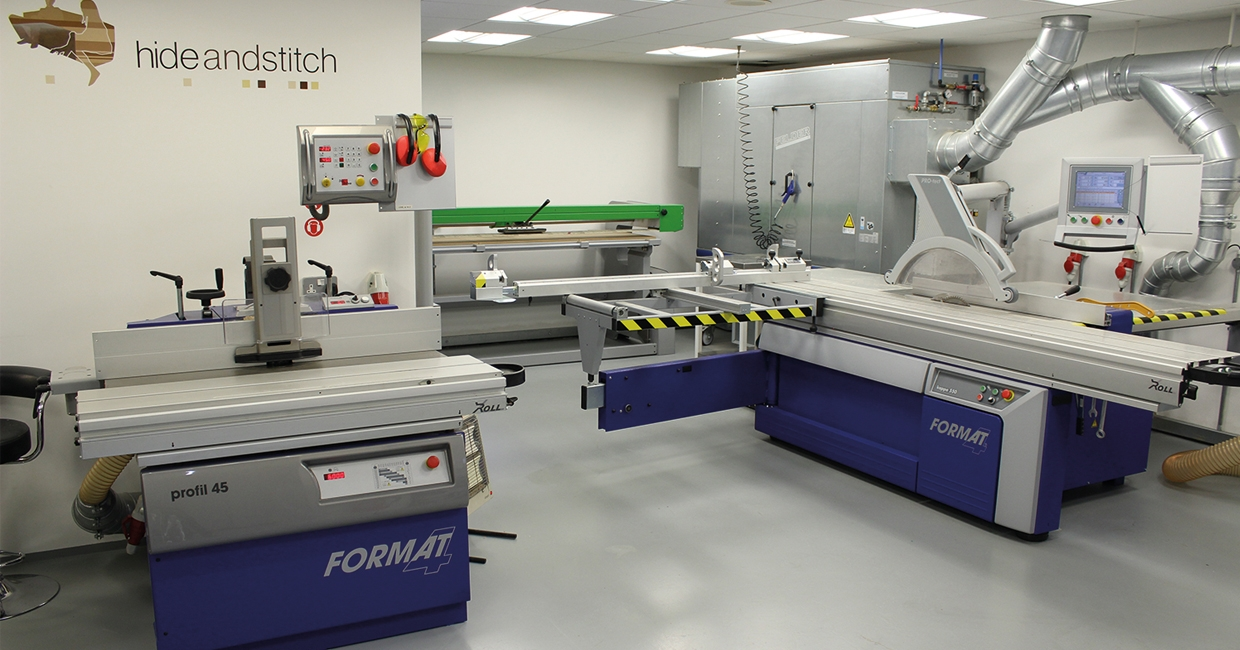 Felder helps bespoke manufacturer improve accuracy and reduce waste