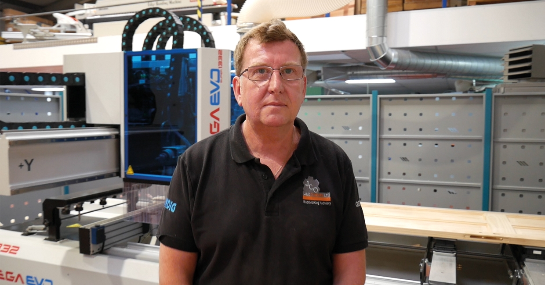 Carl O'Meara, managing director of J & C O'Meara