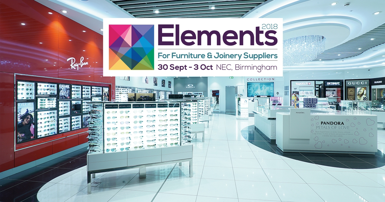 Elements, through the eyes of shopfitter Edmont Ltd