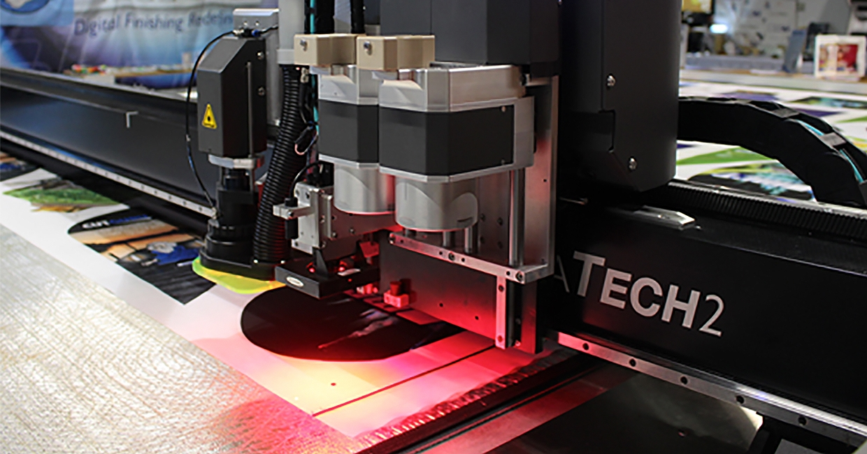 Head and beam for the MCT Digital LaserCutter