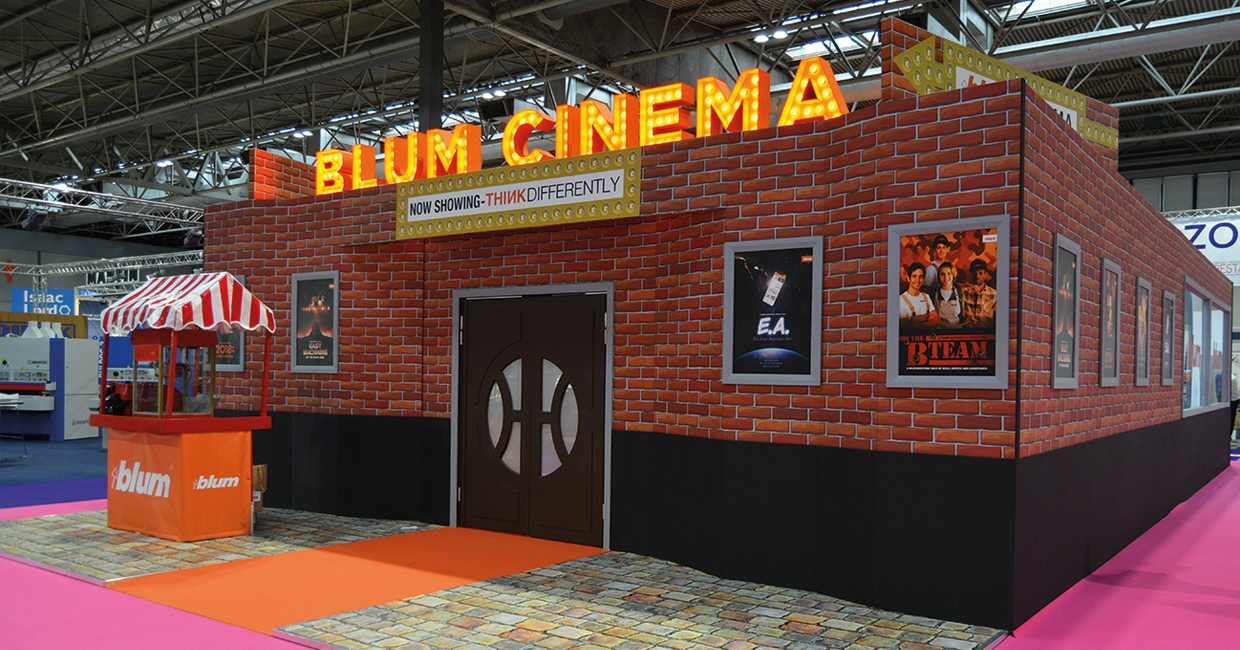 The Blum cinema