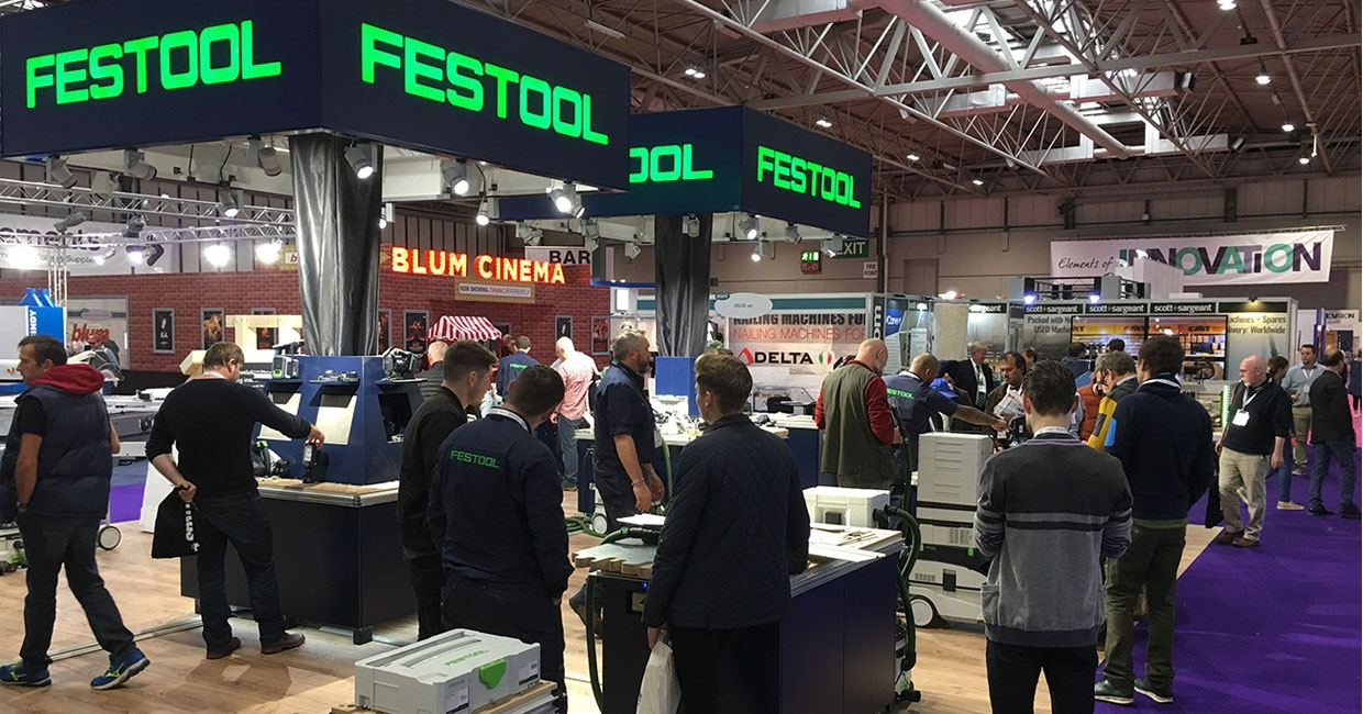 Festool at the W Exhibition