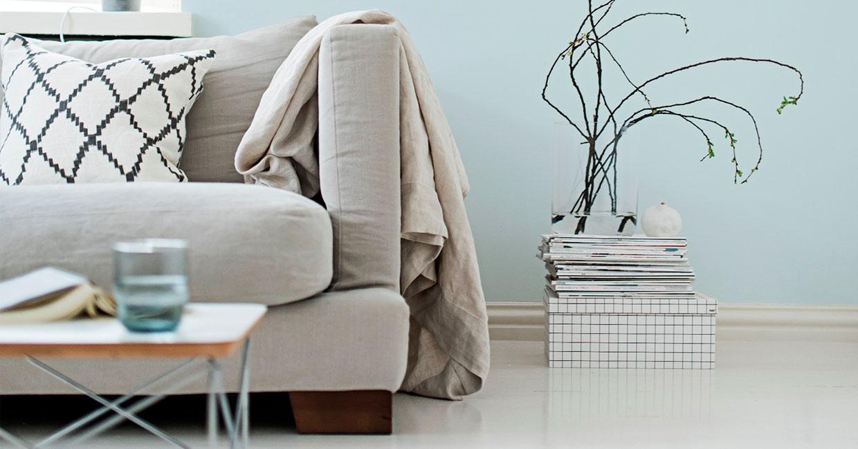 Be sofa sturdy with SterlingOSB Zero furniture