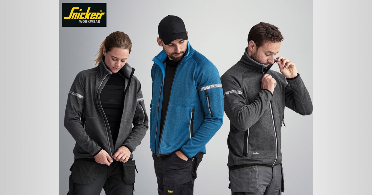 The new 37.5 Technology – climate control fleeces