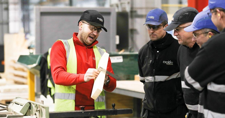 Daltons Wadkin grows operator training services
