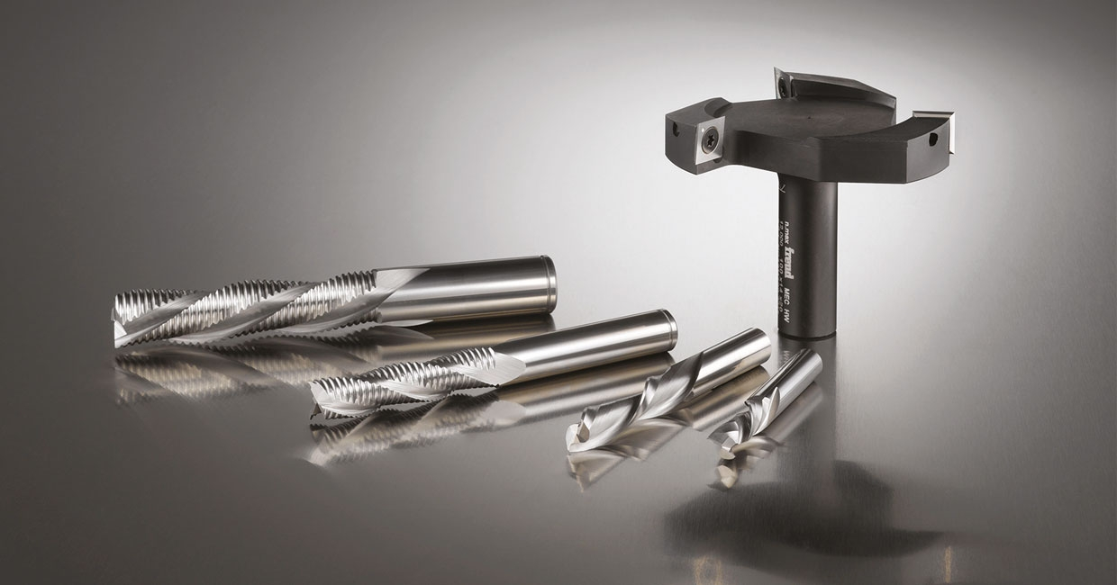 Freud's new Solid Carbide Cutters