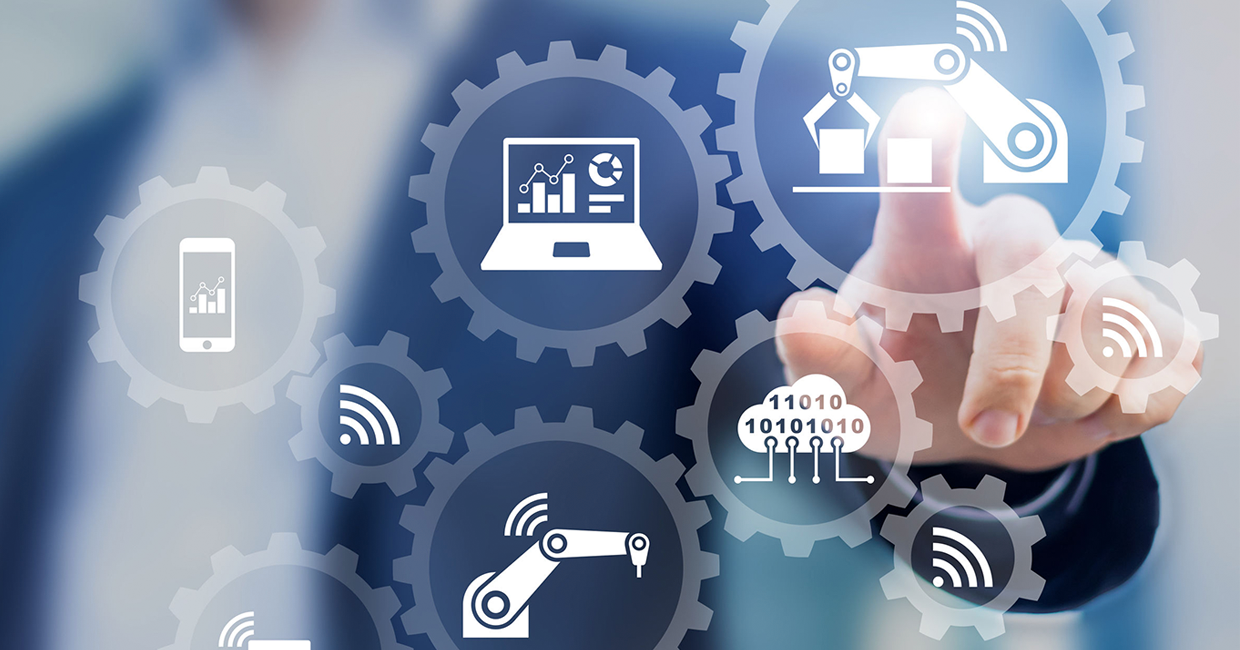 Bruce Lovell explains the benefits Industry 4.0 can bring