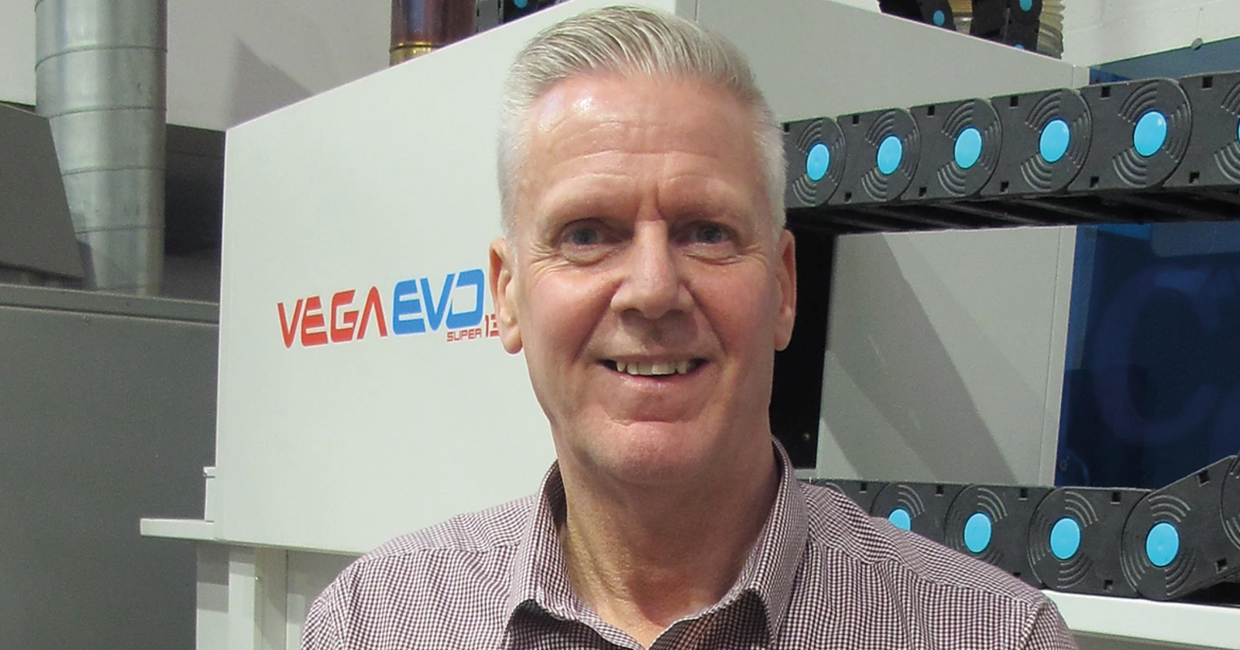 Jeff Green, J & C O'Meara's new national sales manager