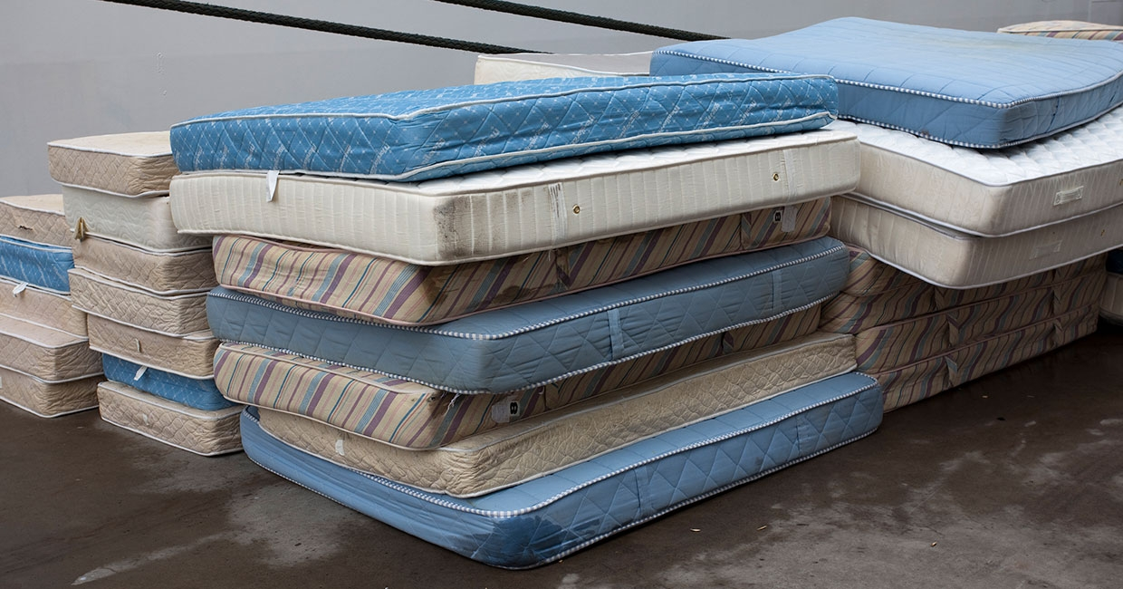 Dow and Eco-mobilier enter into an innovation partnership for the Renuva Mattress Recycling Program