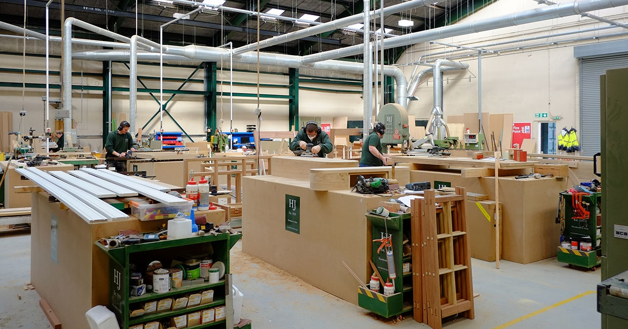Bath Joinery firm creates jobs and plans for promising future post-lockdown