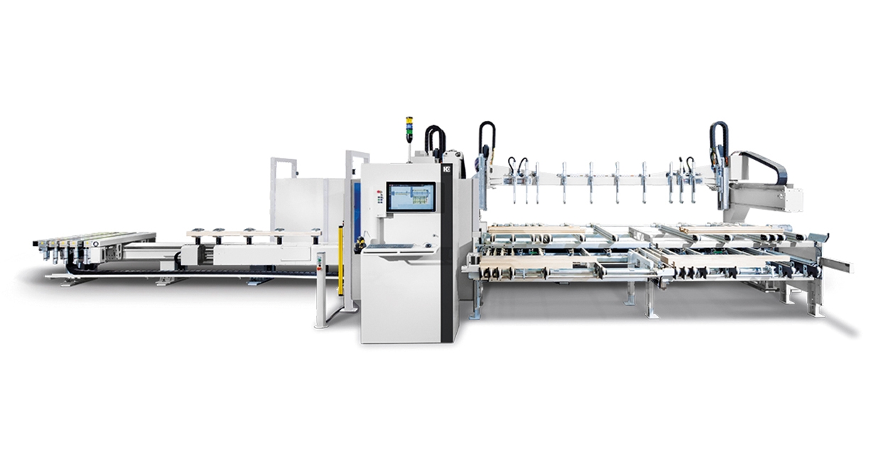 The Homag Centateq S-800 CNC – advanced production opportunities for David Salisbury