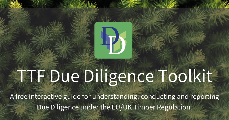 TTF provides Due Diligence Toolkit for EU/UKTR