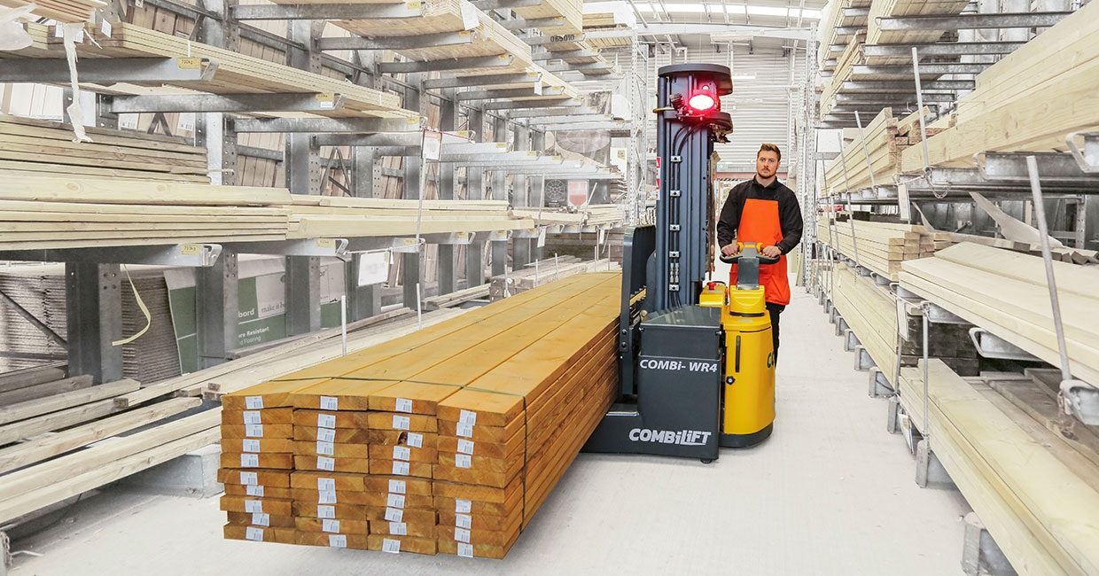 Combilift's 2020 highlights and aspirations