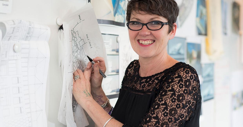 Jane Clay, Gensler principal, strategy director