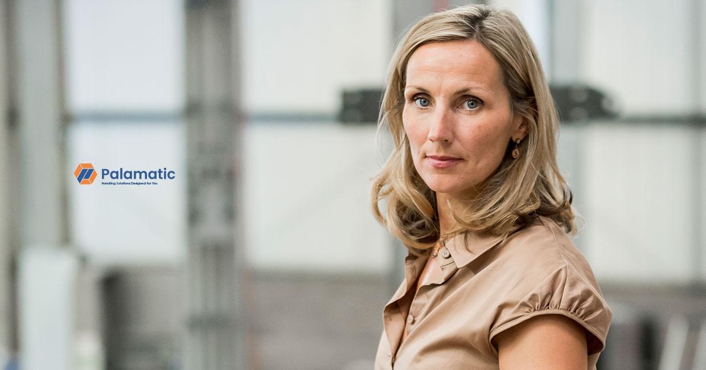 Palamatic managing director, Melanie Archbould