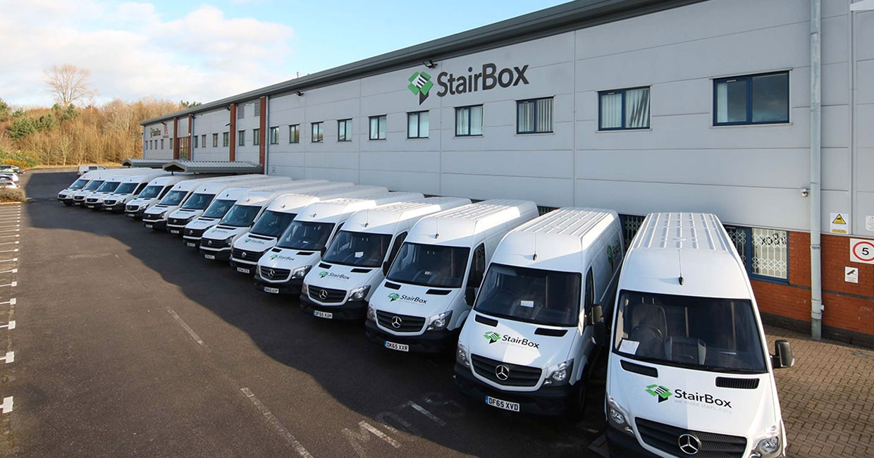 Stoke-on-Trent headquartered StairBox has been acquired by Grafton Group plc