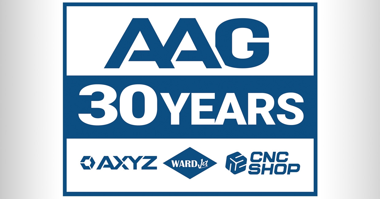 30th anniversary of AAG