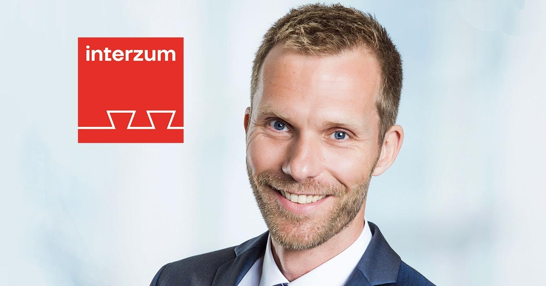 Maik Fischer, interzum director, Koelnmesse