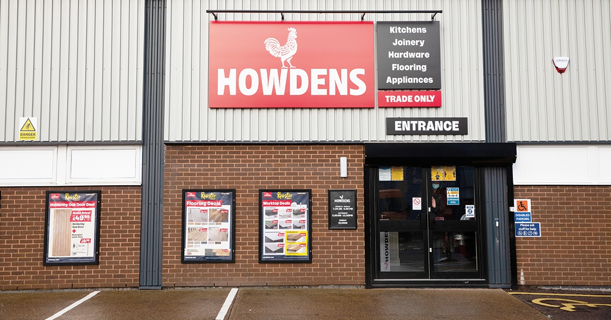 Positive numbers from Howden