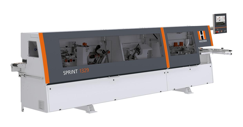 Holz-Her's new Sprint 1329 multi-edgebander