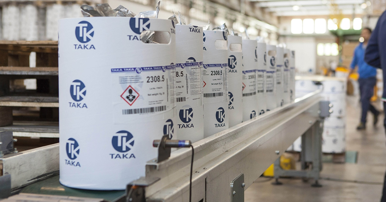 You can keep calm …  if you are a Taka customer