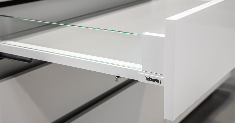Titus Tekform double-wall drawer