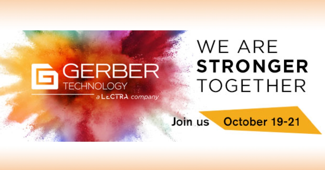 Gerber confirms Ideation 2021 for 19th-21st October