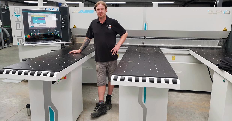 New customer support technician at J & C O'Meara
