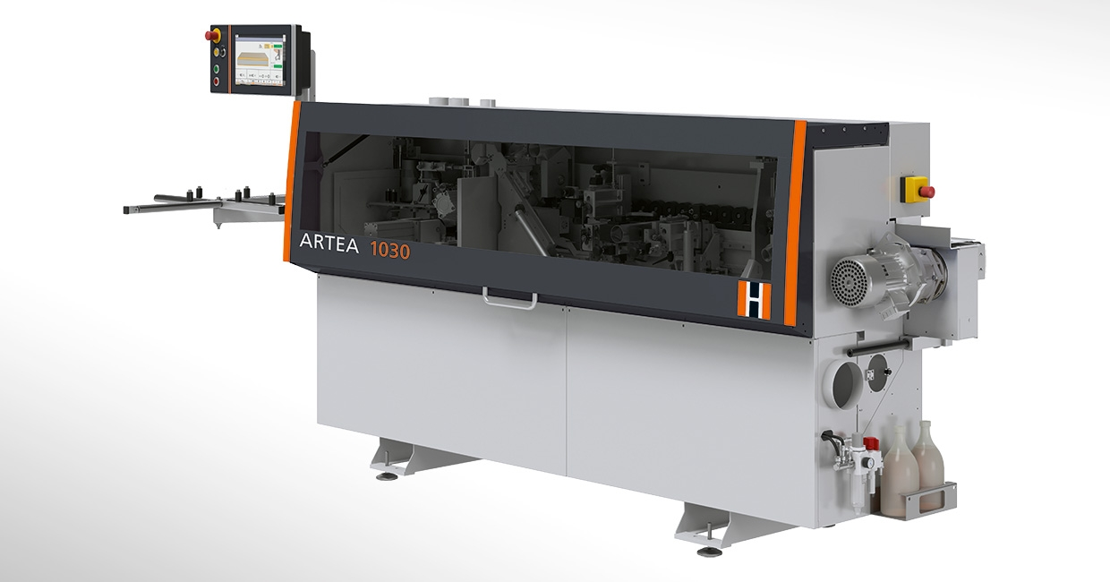 The Artea 1030 from Holz-Her