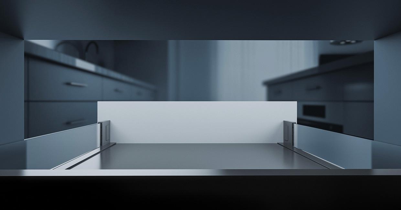 Titus launches space-efficient slimline drawer range