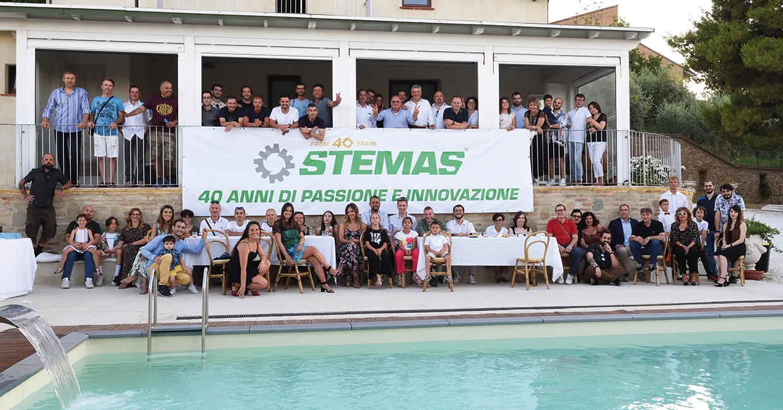 Stemas - 40 years of making specials standard