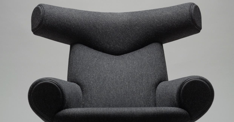 Wegner E1100/AP46 chair