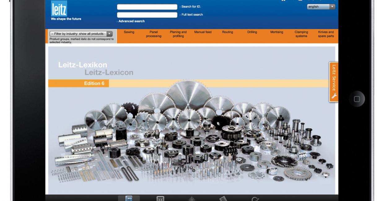 The Letiz Tooliing UK website