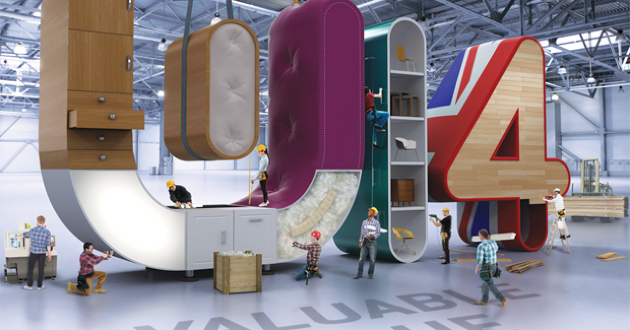 W14 – The Furniture and Joinery Manufacturing Show