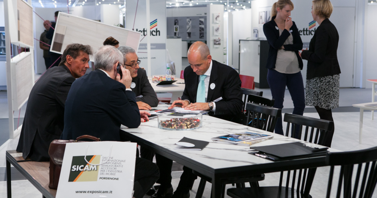 Top companies from Italy, Germany and the rest of Europe will be on show