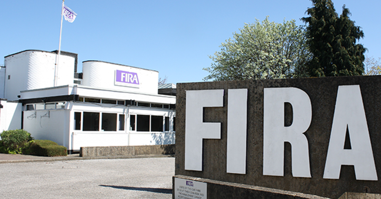 FIRA's final open day of 2015 is on Thursday 22nd October