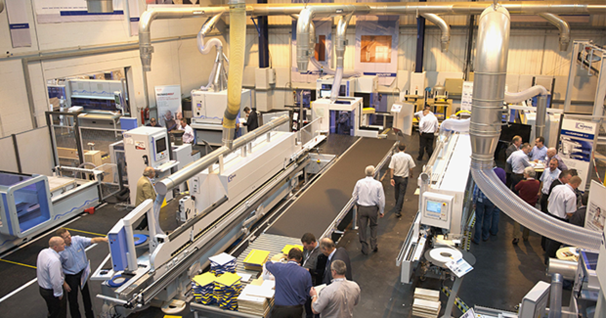 Visitors to Homag UK's Open House will be able to see all of the Group's innovative technology under one roof