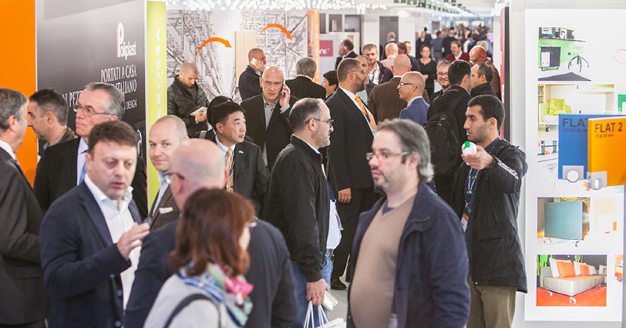 SICAM is a busy show – it's growing again for the 2016 event