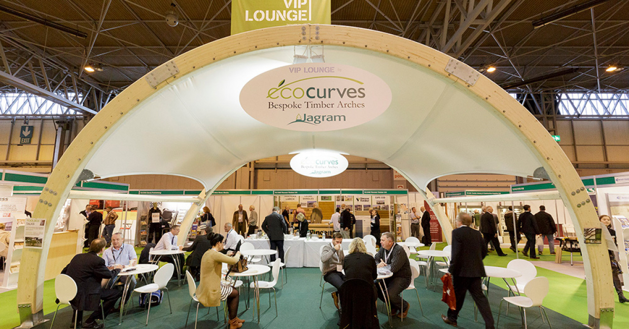 The event will be brimming with the latest products, innovations and developments across the sector