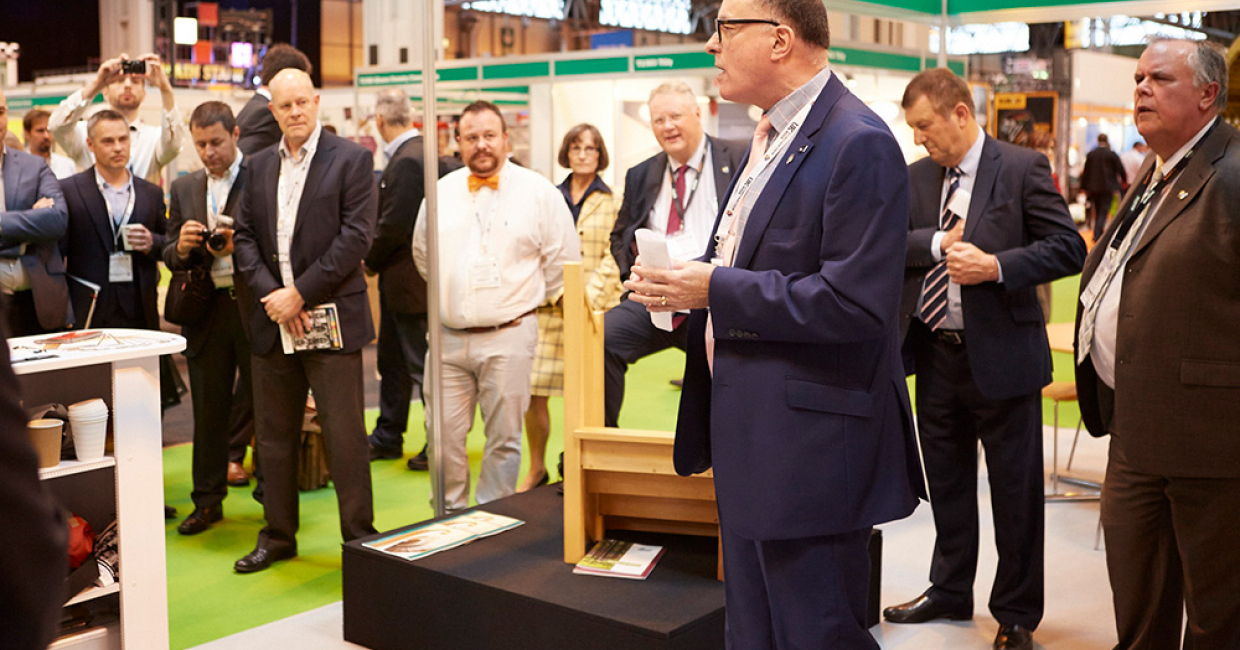 Timber Expo is free to attend
