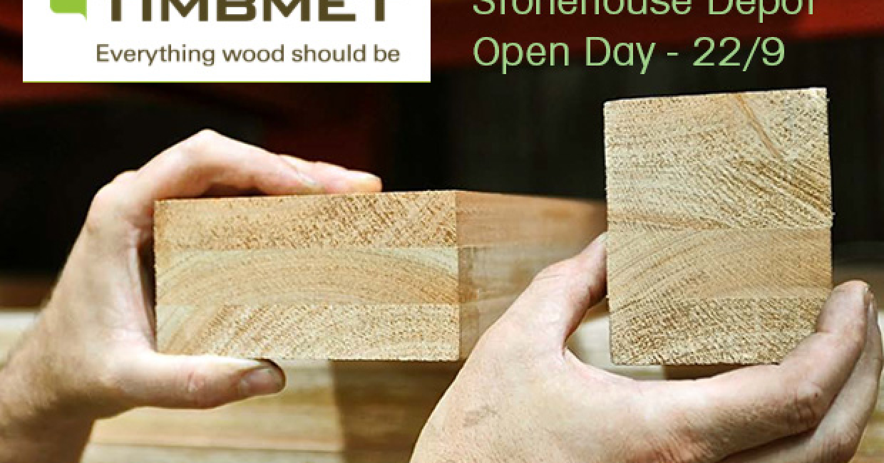 Timbmet's latest open day will be held at its Stonehouse depot in Gloucestershire on 22/9
