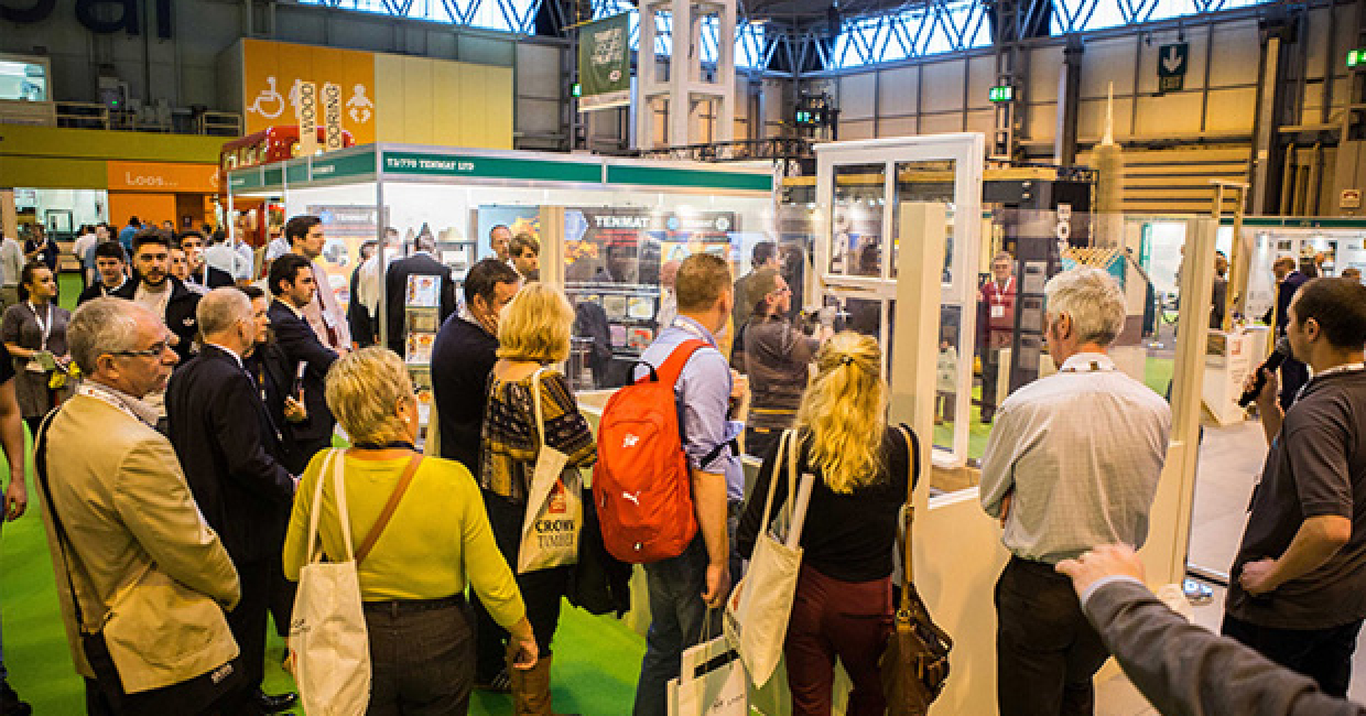 Timber Expo is the UK's only dedicated timber event